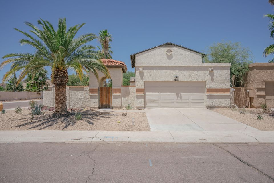4438 W WESCOTT Drive 1634, Glendale, AZ 85308