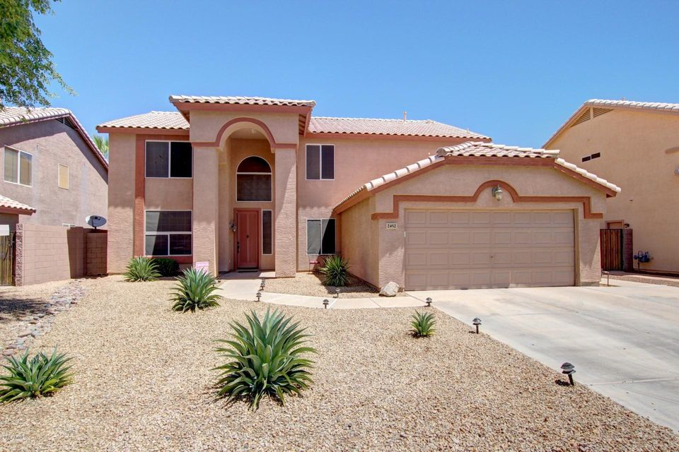 2452 W BINNER Drive, Chandler, AZ 85224