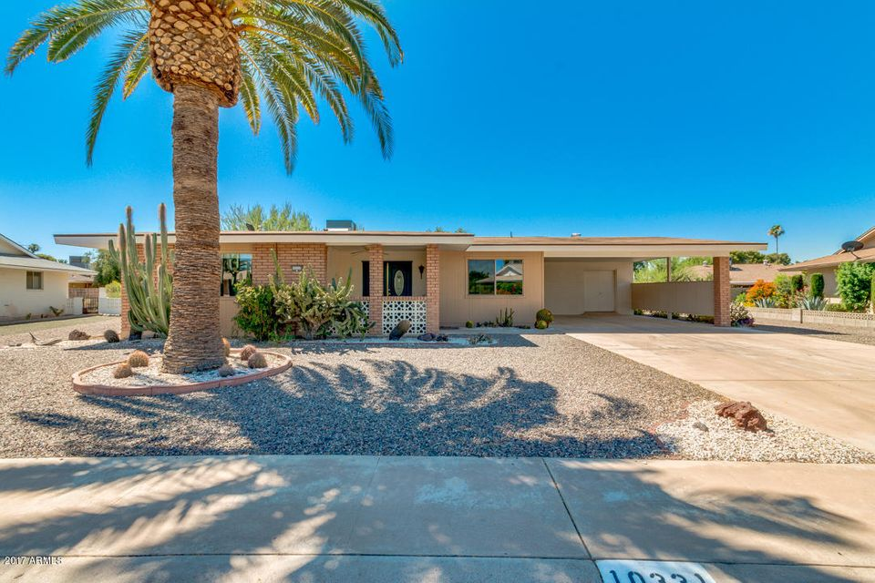 10331 W RODGERS Circle, Sun City, AZ 85351