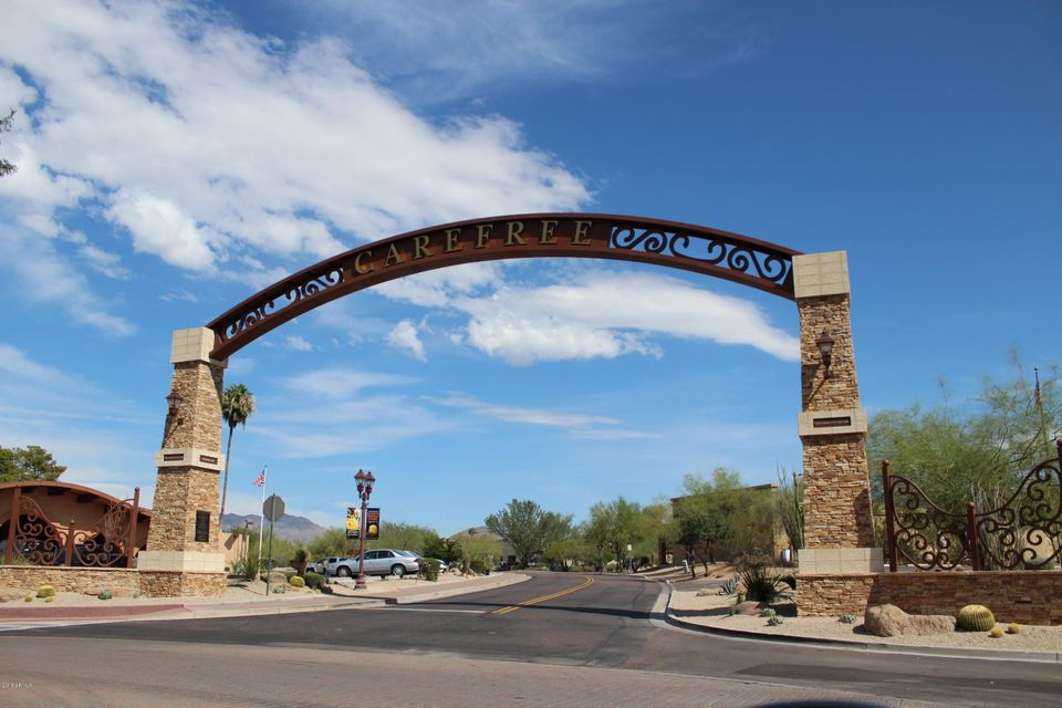 MLS 5621959 6880 E STEVENS Road, Cave Creek, AZ 85331 Cave Creek AZ Golf