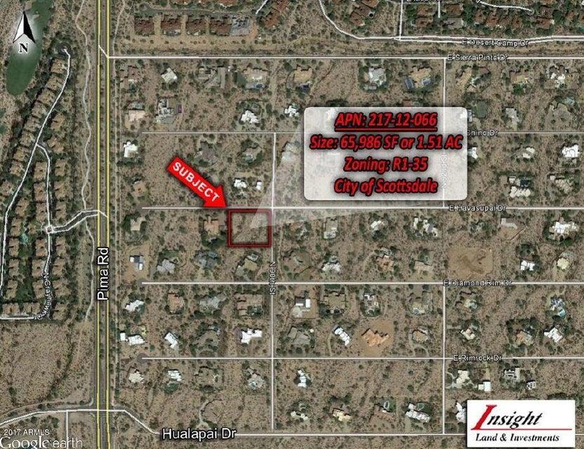 8867 E HAVASUPAI Drive Lot 57, Scottsdale, AZ 85255