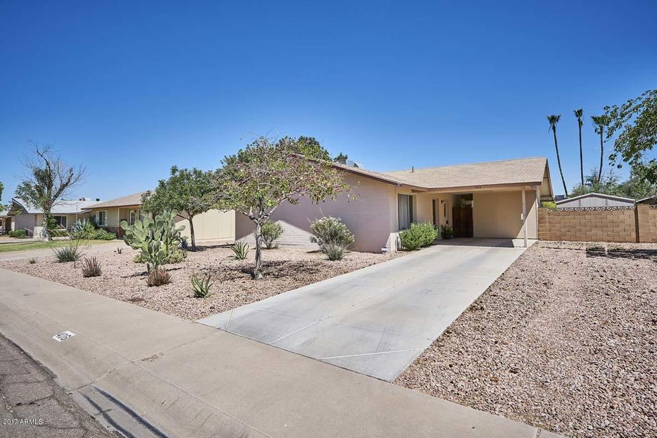 406 W SANTA CRUZ Drive, Tempe, AZ 85282