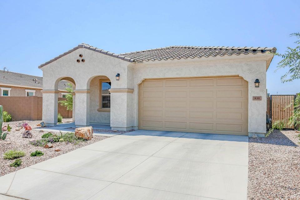 930 S 199TH Lane, Buckeye, AZ 85326
