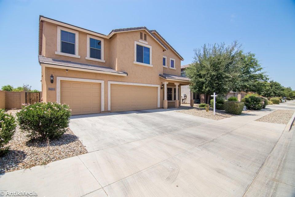 5543 W Winston Drive, Laveen, AZ 85339