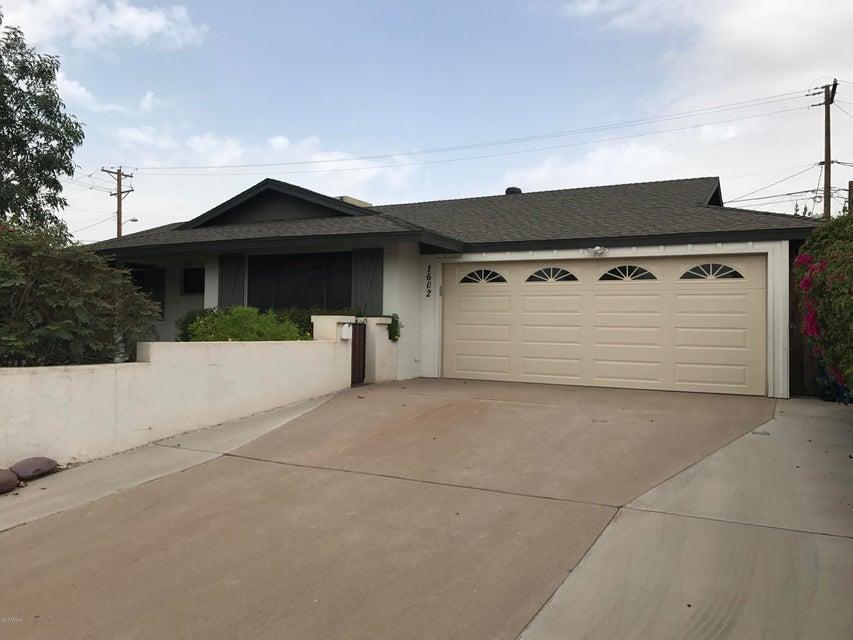 1602 N SUNSET Drive, Tempe, AZ 85281
