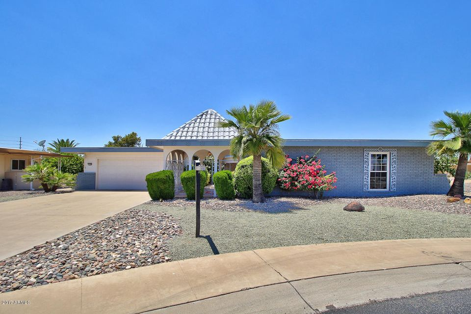 17026 N Fiesta Court, Sun City, AZ 85373