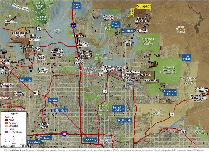 43101 N FLEMING SPRINGS Road Cave Creek, AZ 85331 - MLS #: 5622304