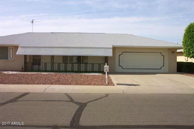 9929 W OAK RIDGE Drive, Sun City, AZ 85351