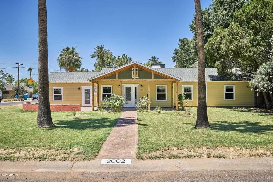 2002 N 38TH Place, Phoenix, AZ 85008