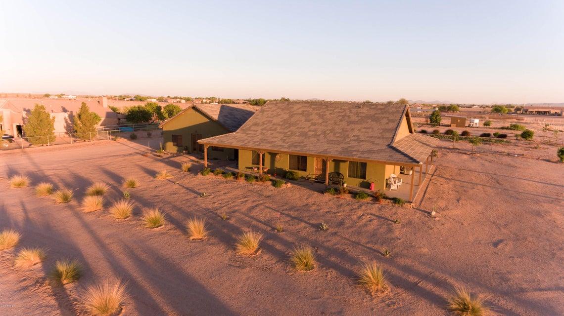 35035 W TEEL Road, Stanfield, AZ 85172