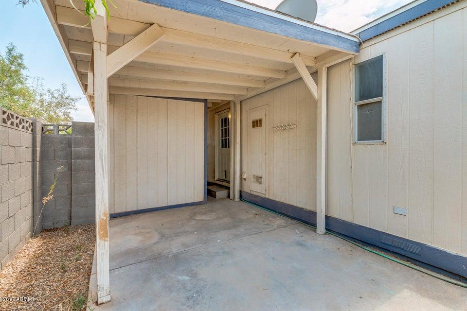MLS 5622920 11275 N 99TH Avenue Unit 95, Peoria, AZ 85345 Peoria AZ Affordable