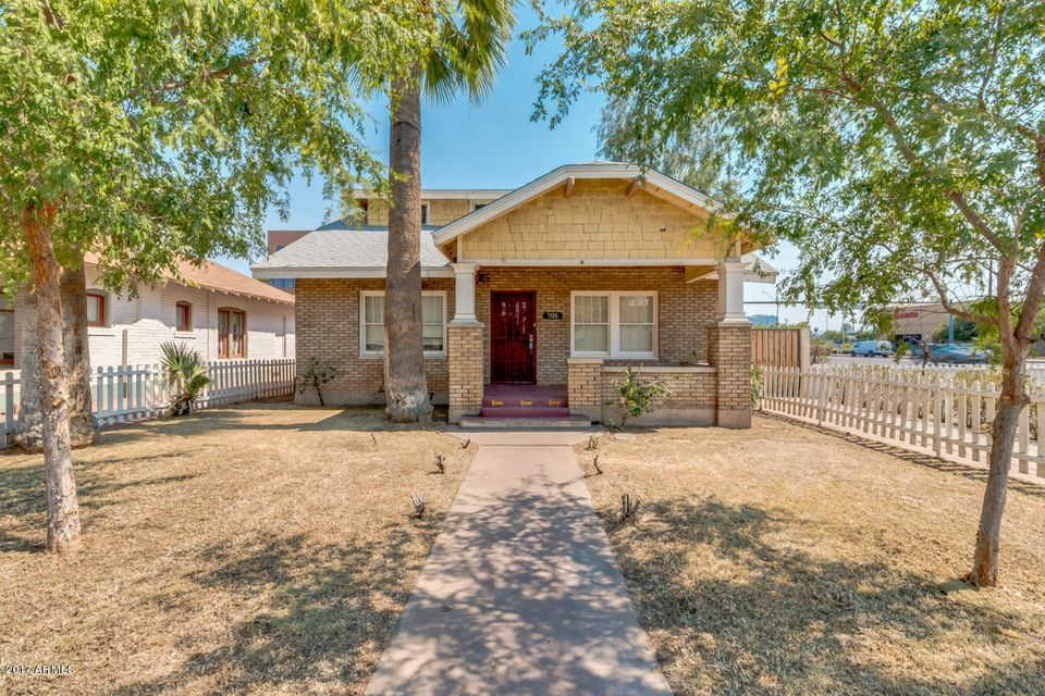 705 E CORONADO Road, Phoenix, AZ 85006