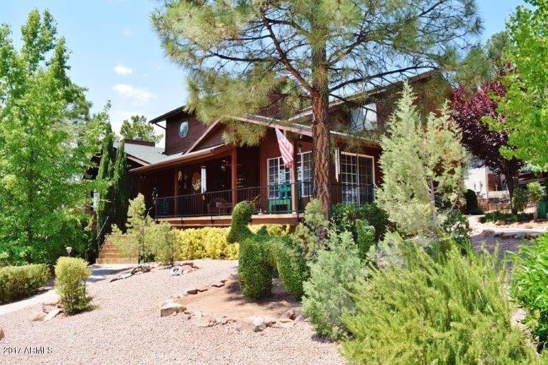 1000 N Songbird Circle, Payson, AZ 85541