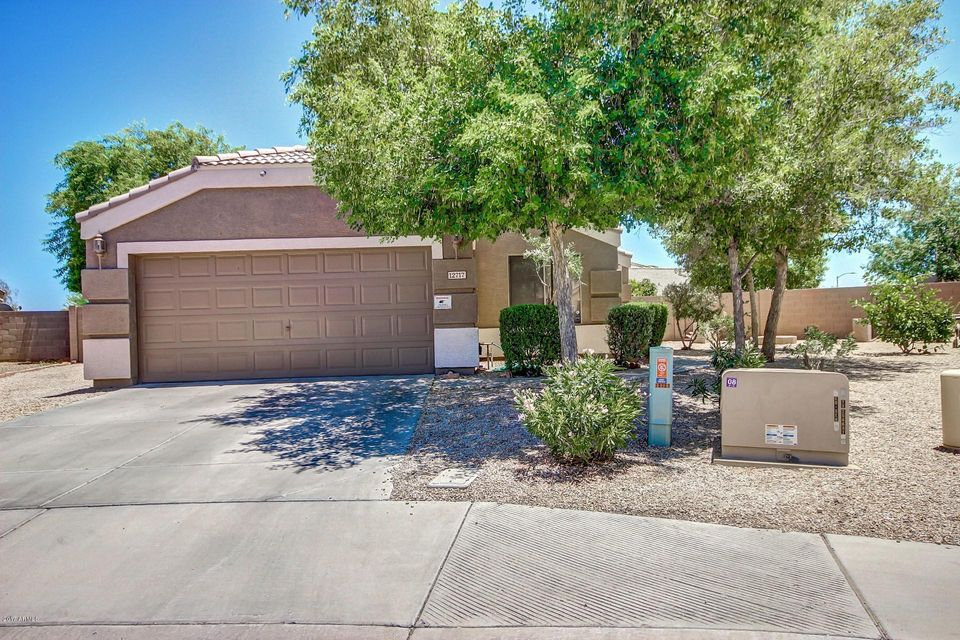 12717 W VALENTINE Avenue, El Mirage, AZ 85335