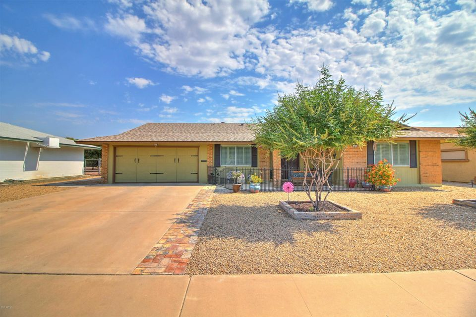 14237 N TUMBLEBROOK Way, Sun City, AZ 85351