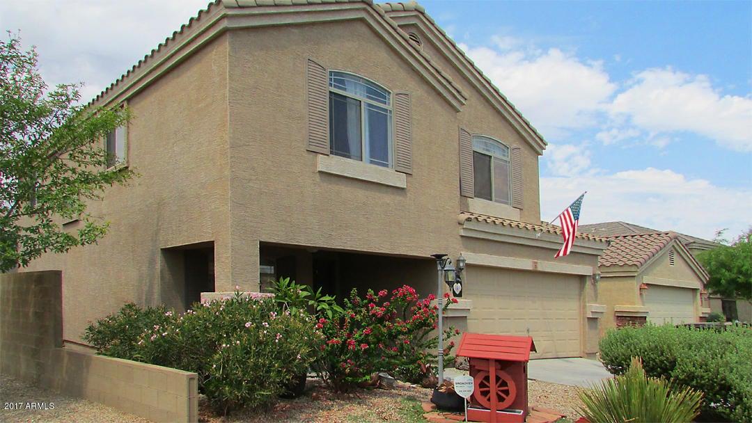 306 N 21ST Circle, Coolidge, AZ 85128