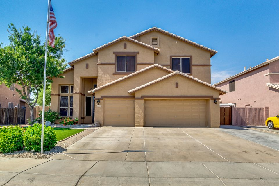 7652 W RUE DE LAMOUR Road, Peoria, AZ 85381