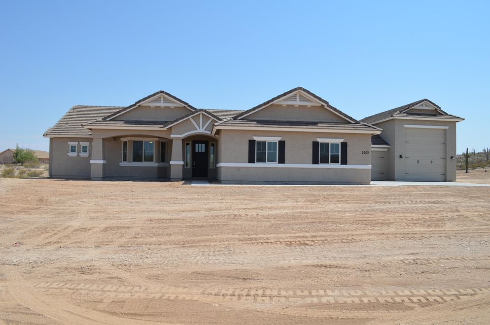 2905 W MOON DUST Trail, Queen Creek, AZ 85142