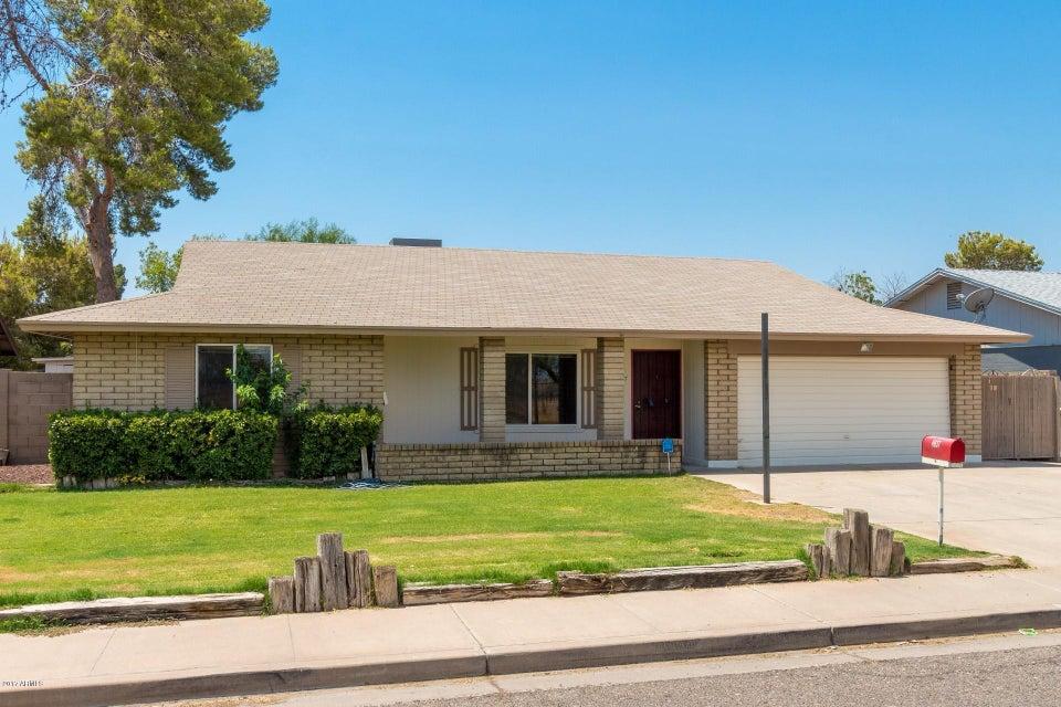 4937 W BROWN Street, Glendale, AZ 85302