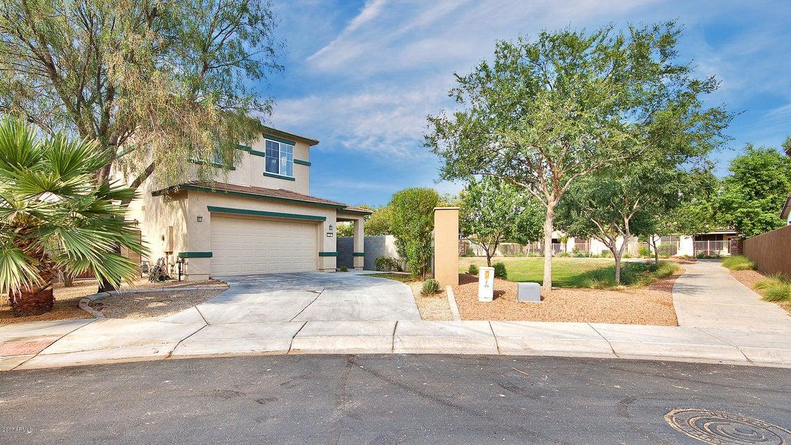1191 E JULIAN Drive, Gilbert, AZ 85295