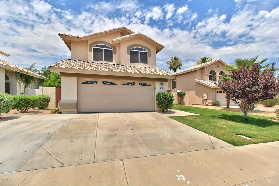 88 S WILLOW CREEK Street, Chandler, AZ 85225