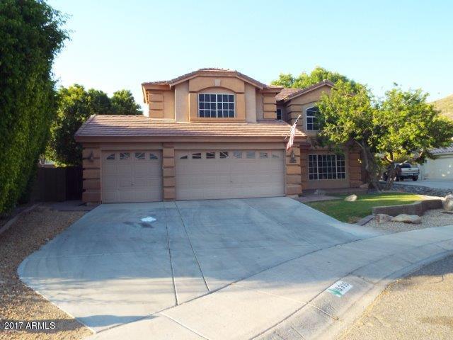 6316 W RANGE MULE Drive, Phoenix, AZ 85083