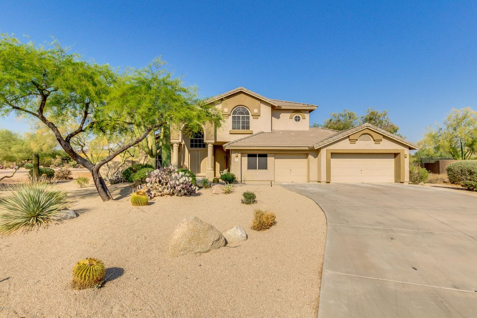 5155 E CASCALOTE Drive, Cave Creek, AZ 85331