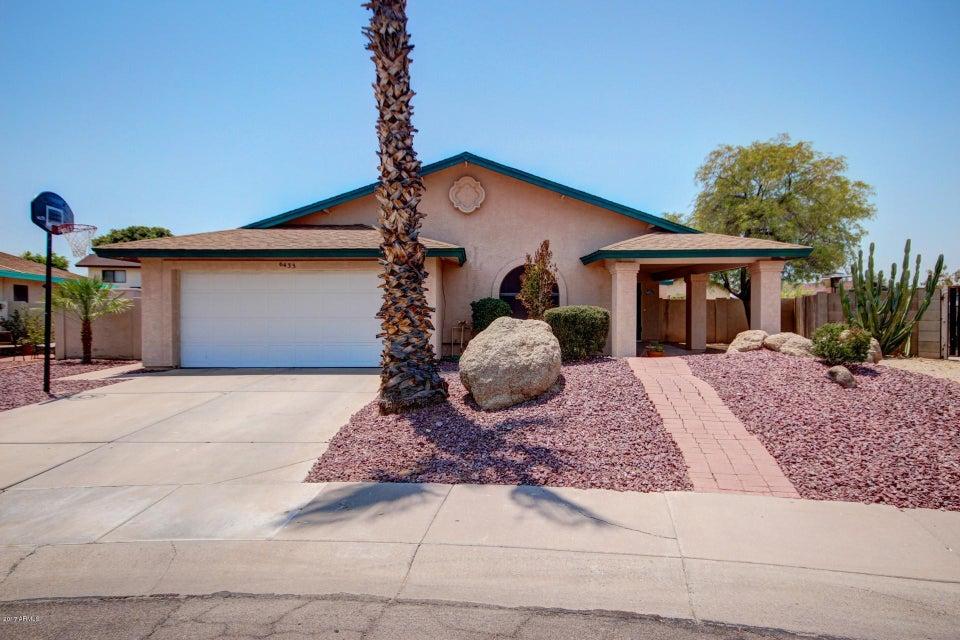 6433 W BEVERLY Lane, Glendale, AZ 85306
