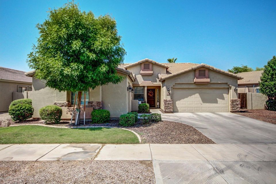 21391 E VIA DEL RANCHO --, Queen Creek, AZ 85142