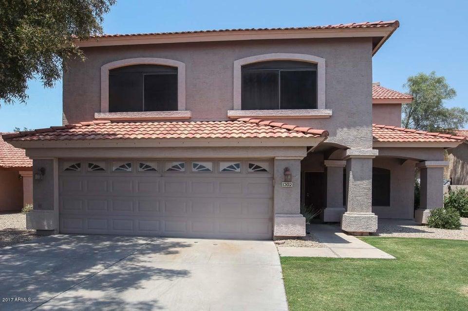 1302 W SEASCAPE Drive, Gilbert, AZ 85233