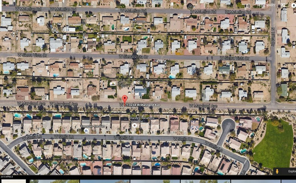 MARYLAND Avenue Lot 50, Glendale, AZ 85307