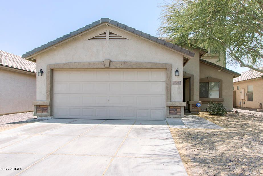 1215 W WILSON Avenue, Coolidge, AZ 85128