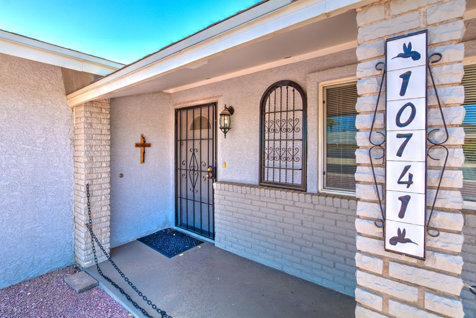 10741 W Crosby Drive, Sun City, AZ 85351