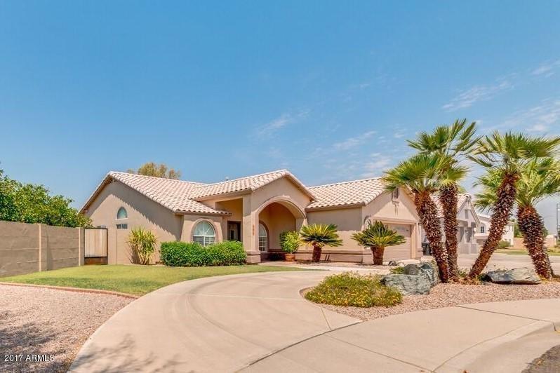 606 N ALMAR Circle, Mesa, AZ 85213
