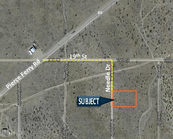 17932 N Needle Drive Lot 40, Dolan Springs, AZ 86441
