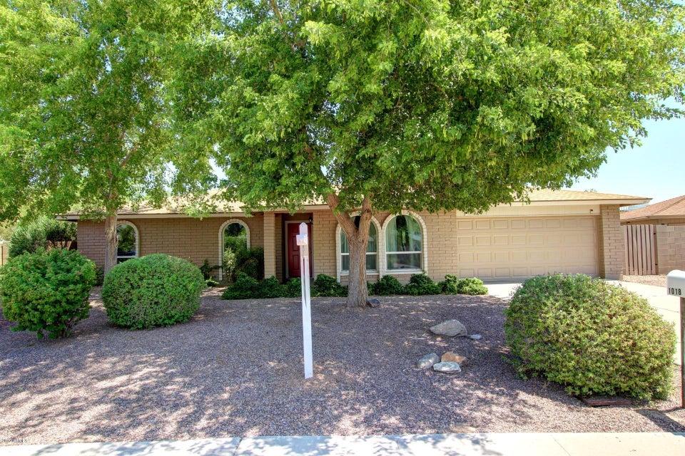 1018 E REDMON Drive, Tempe, AZ 85283
