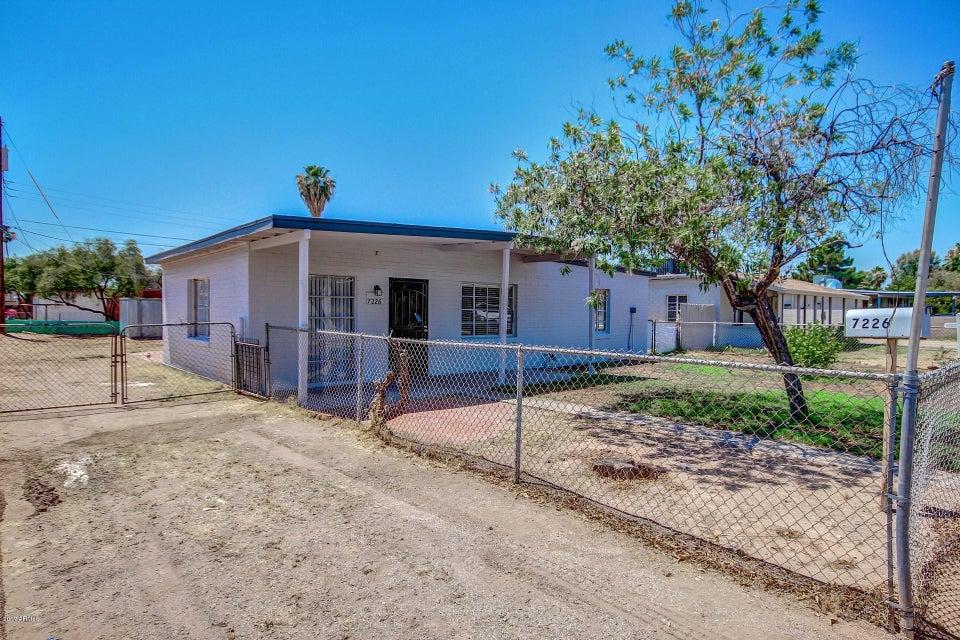7226 N 26th Drive, Phoenix, AZ 85051