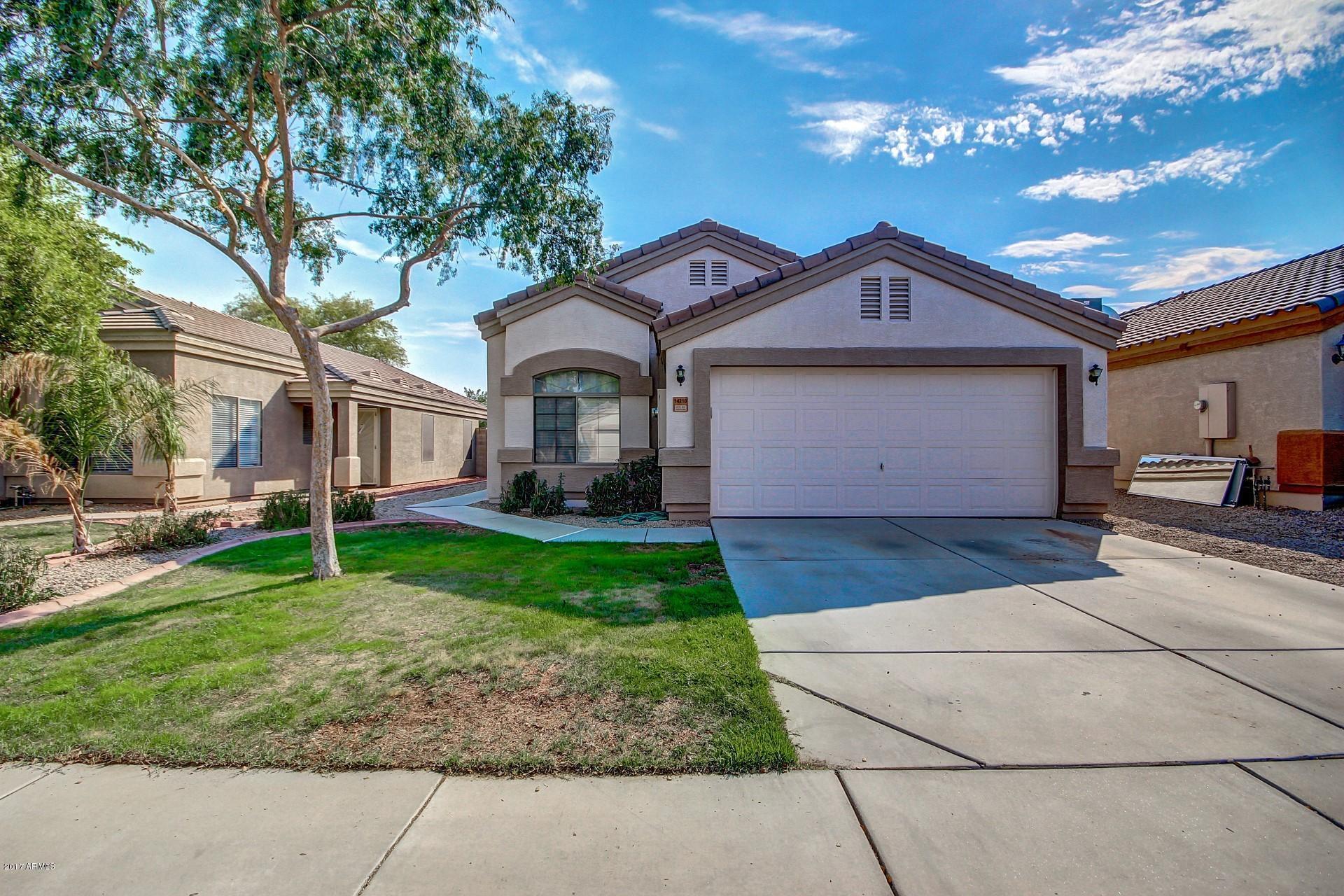 14210 N 127TH Drive, El Mirage, AZ 85335