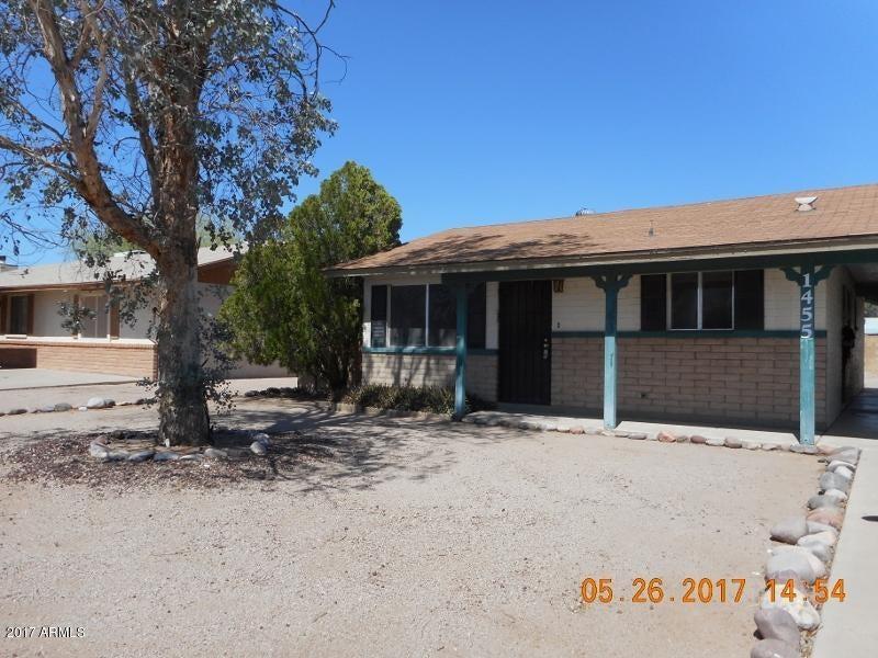 1455 S SAN MARCOS Drive, Apache Junction, AZ 85120