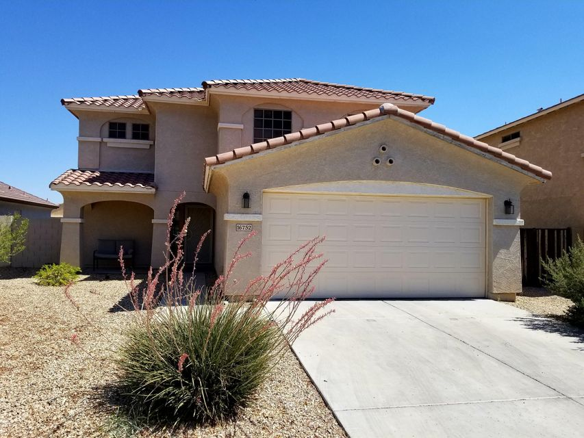 16752 W HADLEY Street, Goodyear, AZ 85338