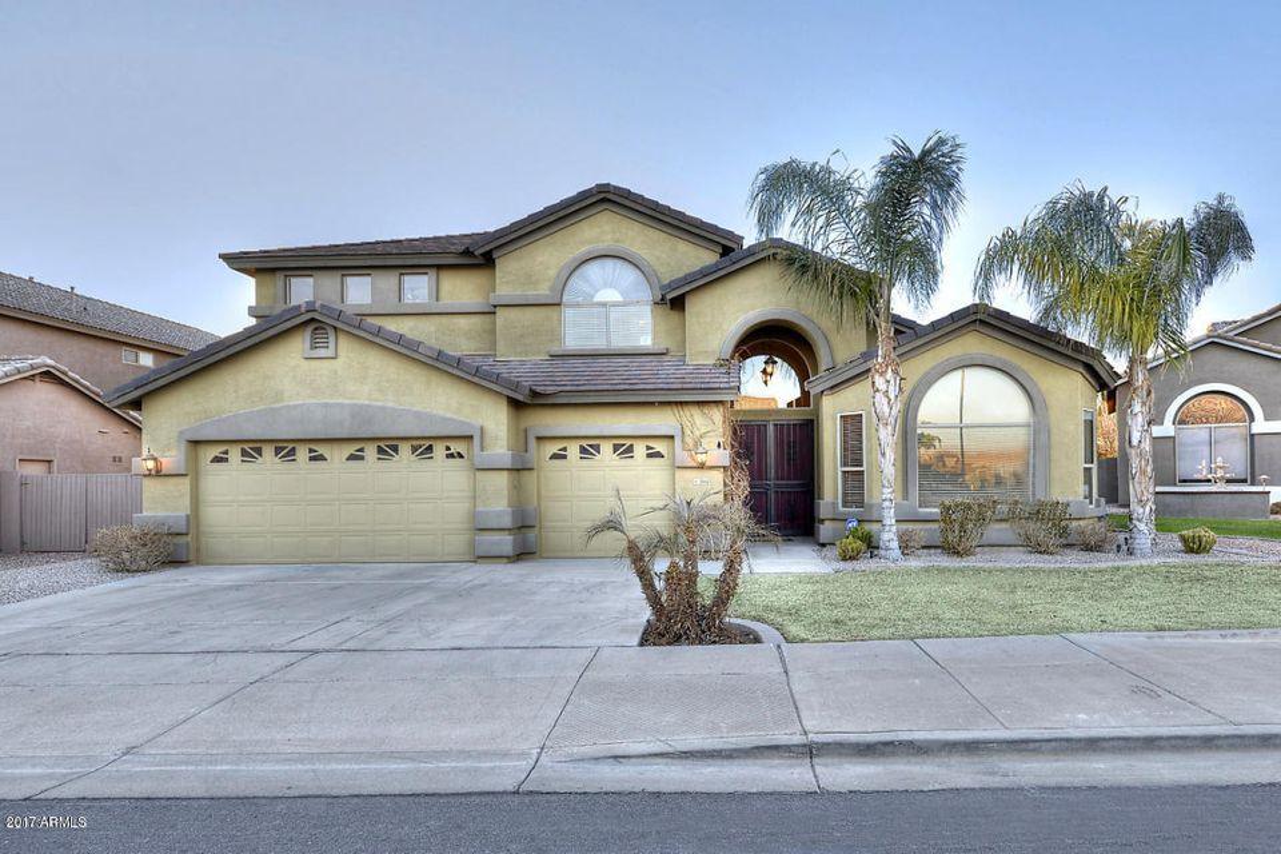 2662 S VINCENT --, Mesa, AZ 85209