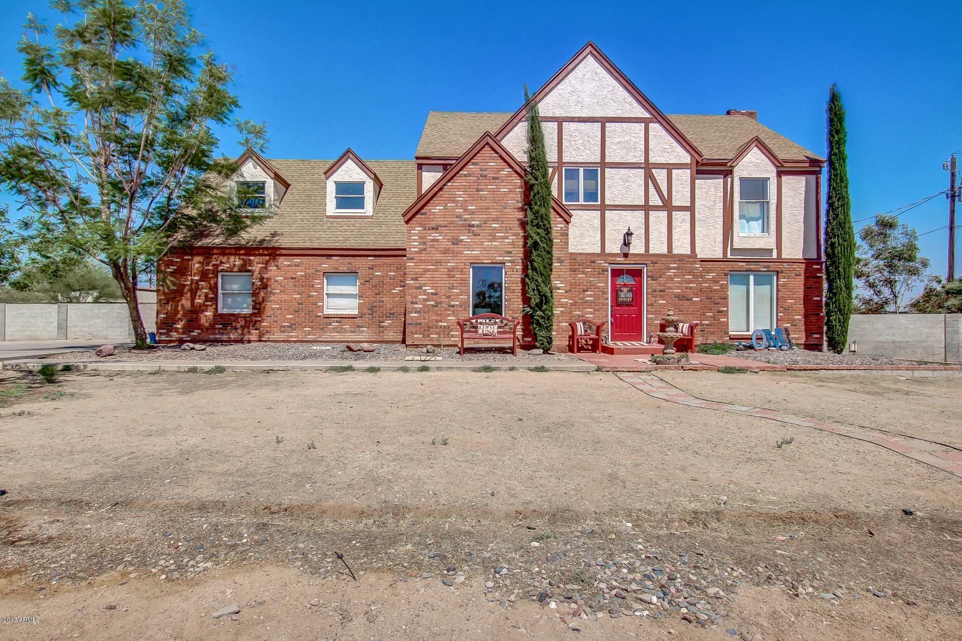 2323 N SOSSAMAN Road, Mesa, AZ 85207