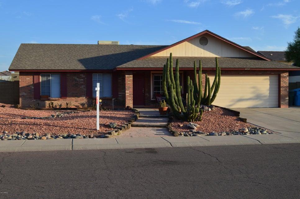 4717 W EVANS Drive, Glendale, AZ 85306