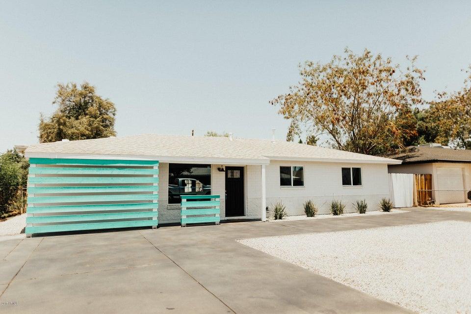 4634 E MONTE VISTA Road, Phoenix, AZ 85008
