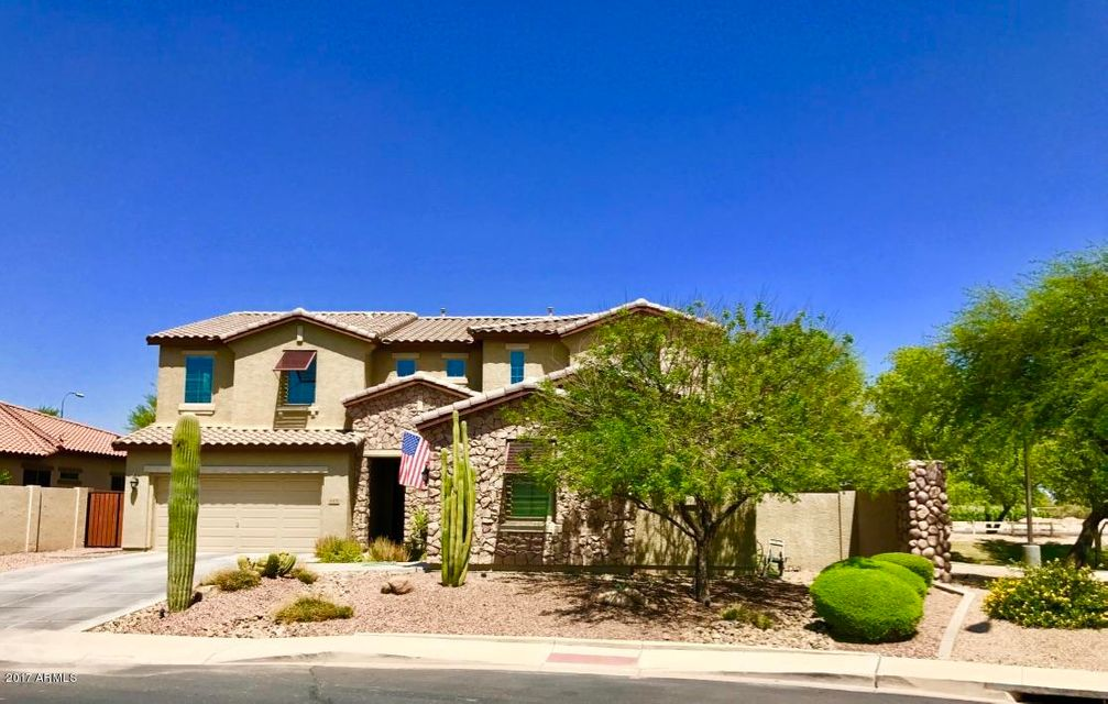 4451 S GRANITE Drive, Chandler, AZ 85249