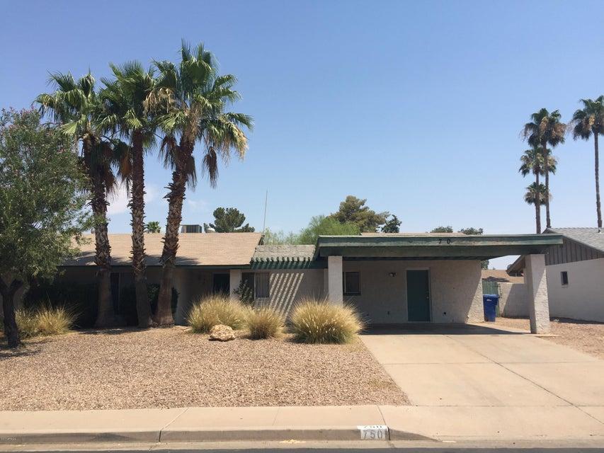 750 W PAMPA Avenue, Mesa, AZ 85210