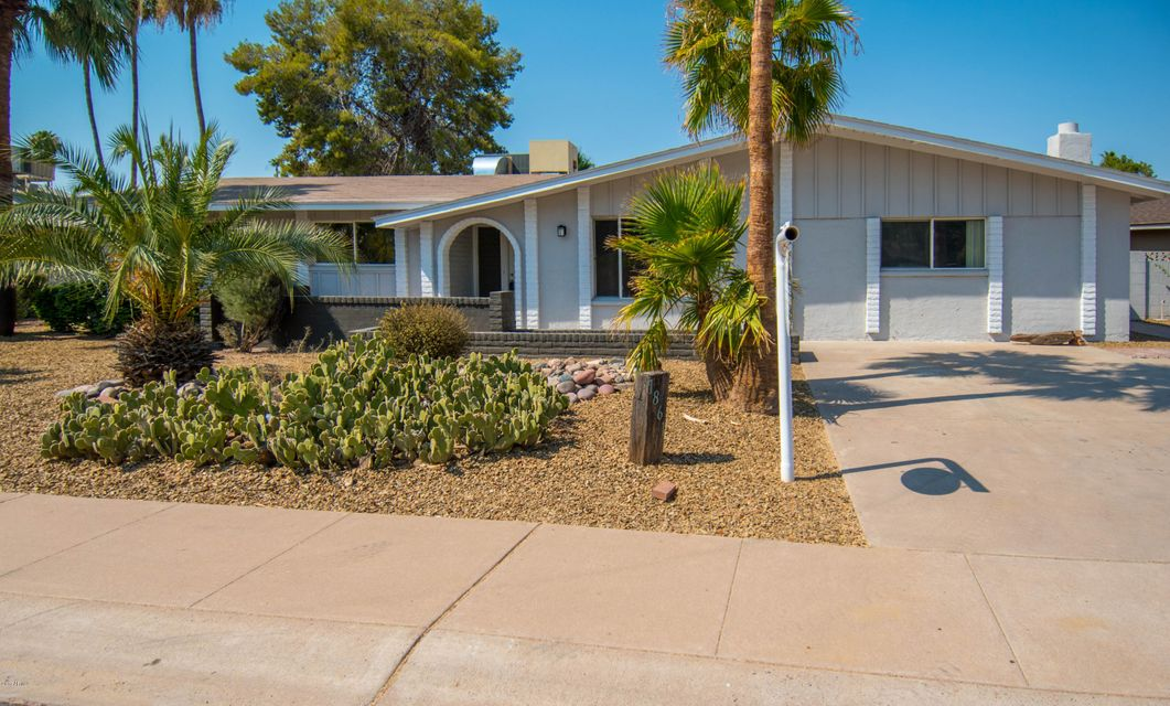 1861 E LOMA VISTA Drive, Tempe, AZ 85282