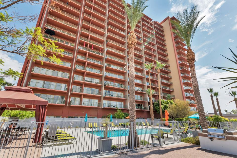 4750 N CENTRAL Avenue Unit J17 Phoenix, AZ 85012 - MLS #: 5624660