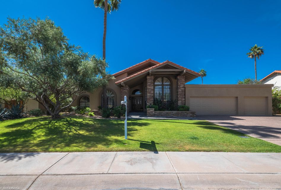 9881 E DOUBLETREE RANCH Road, Scottsdale, AZ 85258