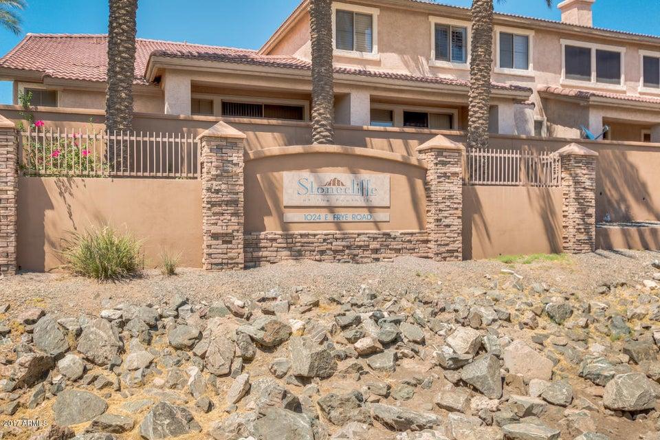 1024 E FRYE Road Unit 1054 Phoenix, AZ 85048 - MLS #: 5624735